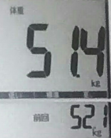 再びダイエット178日目