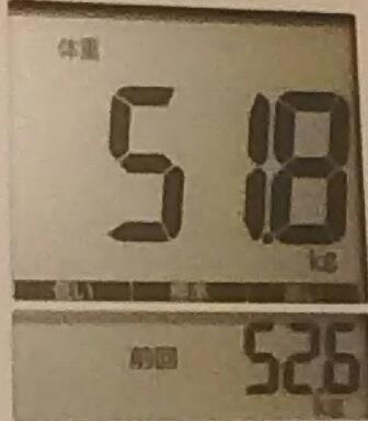 再びダイエット319日目
