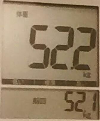 再びダイエット321日目