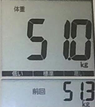再びダイエット326日目