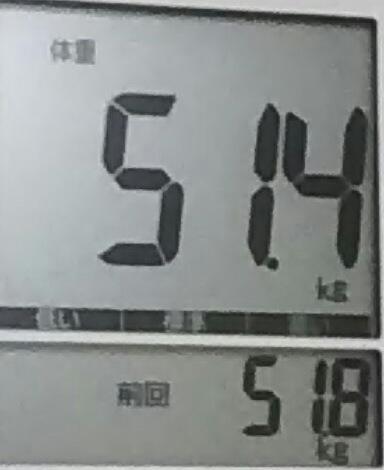再びダイエット385日目