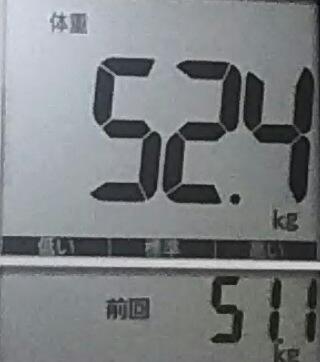 再びダイエット457日目